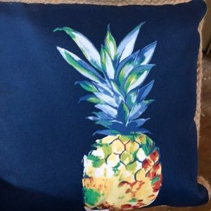 Other - Two New Navy Pillows